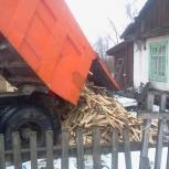Доставка дров сосна горбыль (пиленный под топку), Новосибирск