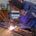 Сварочные работы, услуги сварщика: отопление, печи, котлы, ворота, Новосибирск