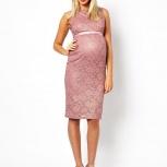 Платье для беременных напрокат. Размер 44-46, Новосибирск