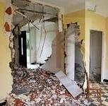 Слом, снос стен, перегородок. Сломал/построил. Уборка квартир, домов, Новосибирск