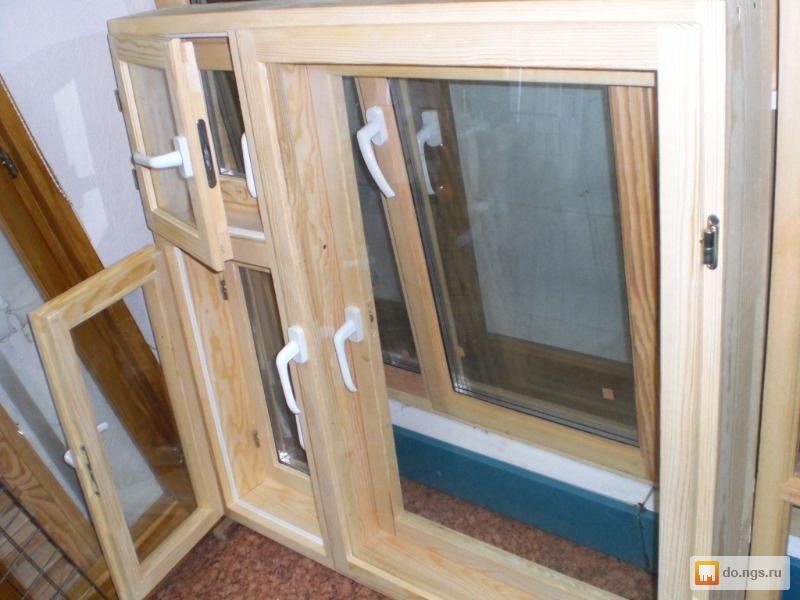 производители обычных деревянных окон