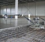 Промышленные бетонные полы, Новосибирск