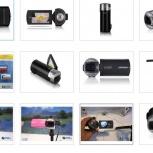Цифровая видеокамера SSD HD Samsung HMX-Q100BP Black, Новосибирск