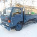 Открытый бортовик 3 тонны, Новосибирск