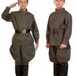 Военная форма СССР на прокат, Новосибирск