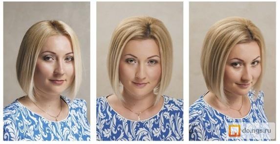 Процедура для объёма волос