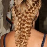 Плетение кос, свадебных кос, афрокосы, брейды, Новосибирск
