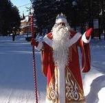 Дед Мороз на дом и т.д., Новосибирск