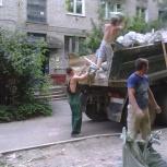Вывожу мусор на свалку, Новосибирск