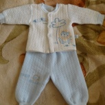 Вещи на малыша, размер 56-62, Новосибирск