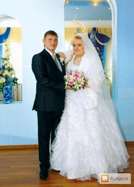 Платье 60 размера свадебное