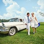 Прокат, заказ и аренда ретро автомобилей на свадьбу в Новосибирске, Новосибирск