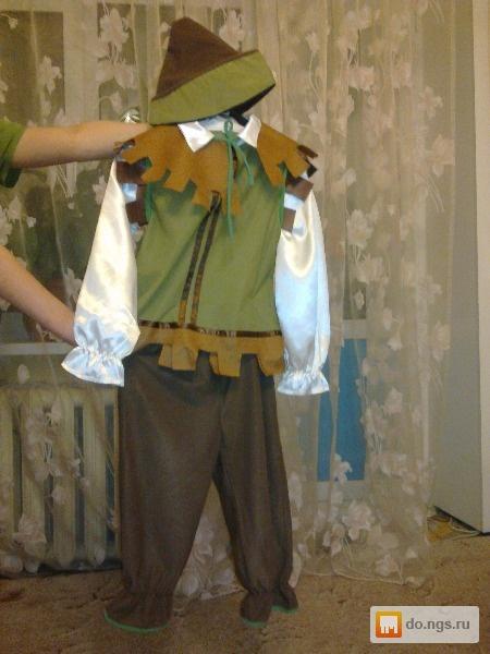 Новогодний костюм робин гуда своими руками фото 936