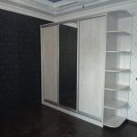 шкафы-купе на заказ, Новосибирск