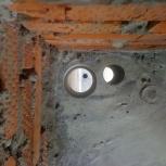 Алмазное бурение отверстий, Новосибирск
