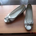 Летние женские кожаные туфли, Новосибирск