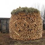 Дрова березовые колотые, Новосибирск