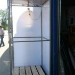 Летний душ для дачи, Новосибирск