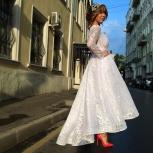 свадебное эксклюзивное платье, Новосибирск