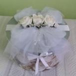 Продам свадебную коробку для денежных подарков!, Новосибирск