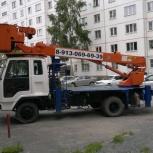 Аренда Автовышки Isuzu Forward 16 м., Новосибирск