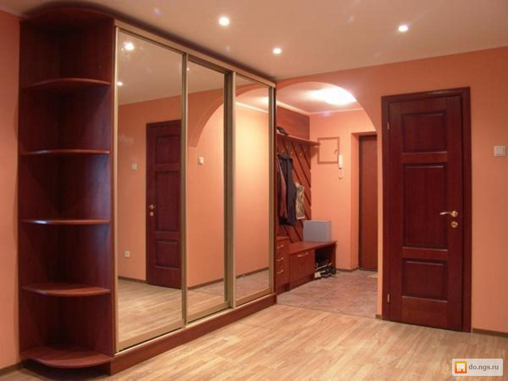 """Мебельная фабрика """"ваша мебель"""", г. ульяновск / прихожая со ."""