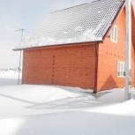 Строим дома, бани из бруса и бревна. Устройство фундаментов под, Новосибирск