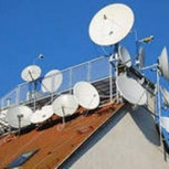 Спутниковое телевидение, дом, коттедж, Новосибирск