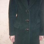 Продам пальто кашемировое, Новосибирск