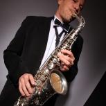Саксофонист, Новосибирск