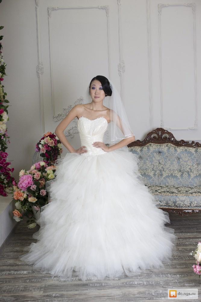 Б у свадебные платья в новосибирске