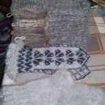 Шерстяные носки больших размеров, Новосибирск