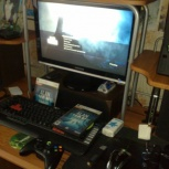Игровая приставка Microsoft Xbox на 250Gb, Новосибирск