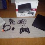 Приставка Sony PlayStation 3 160Gb, джойстик, игры, Новосибирск