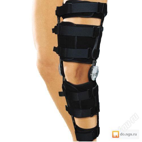Ортез для коленного сустава orlett hks-303 тренажор для коленого сустава
