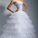 При покупки свадебного платья подарок на выбор, Новосибирск