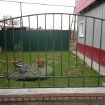 Заборы из профильной трубы, Новосибирск
