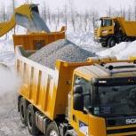 Продам щебень, песок, отсев, пгс в любом количестве, Новосибирск