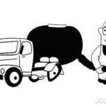 Услуги ассенизатора. Откачка сливных,выгребных ям, автомоек, туалетов, Новосибирск