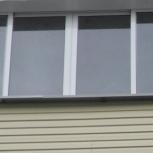 Пластиковые окна в ваш дом, под ключ балкон, замена стёкол, Новосибирск