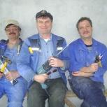 Электромонтажные работы. Услуги электрика. Замена проводки. Прайс лист, Новосибирск