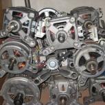 Моторы для импортных стиральных машин и вятка, Новосибирск