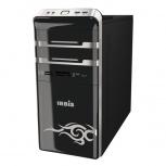 Распродаются офисные компьютеры AMD Athlon 2 631 X4 2600MHz и мониторы, Новосибирск