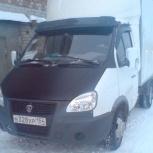 ГАЗель Термос (будка) 9,5куб. (1,5 т), Новосибирск