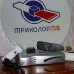 Бесплатное цифровое телевидение, спутниковое, эфирное телевидение, Новосибирск