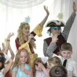 Весёлый и красивый детский праздник! Аниматоры, Новосибирск