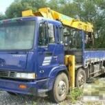 Услуги самогруза 10 т., г.с. - 3 т., длина 8 м., ширина 2,4 м., Новосибирск