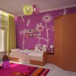 Кровать детская с ящиками «Волна» (без матраца), Новосибирск