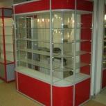 Торговое оборудование, офисные перегородки, Новосибирск