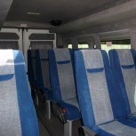 Аренда, заказ микроавтобуса I Пежо Турист Limited Edition, 17 мест, Новосибирск